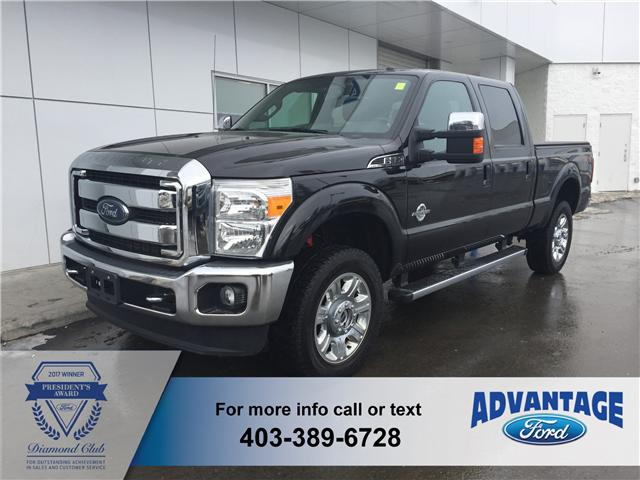 2015 Ford F-350 Lariat (Stk: T22354) in Calgary - Image 1 of 10