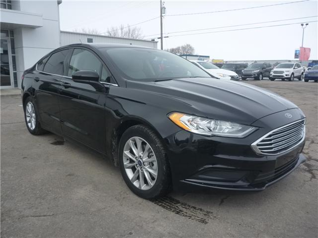 2017 Ford Fusion S (Stk: 8U016A) in Wilkie - Image 1 of 21
