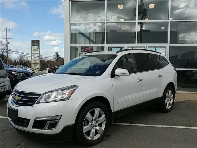 2016 Chevrolet Traverse 1LT (Stk: 18110A) in New Minas - Image 1 of 19