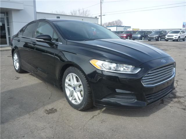 2016 Ford Fusion SE (Stk: 8204A) in Wilkie - Image 1 of 20