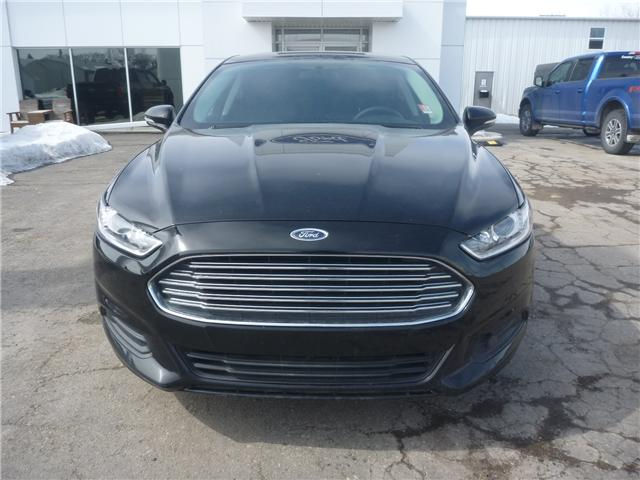 2016 Ford Fusion SE (Stk: 8204A) in Wilkie - Image 2 of 20