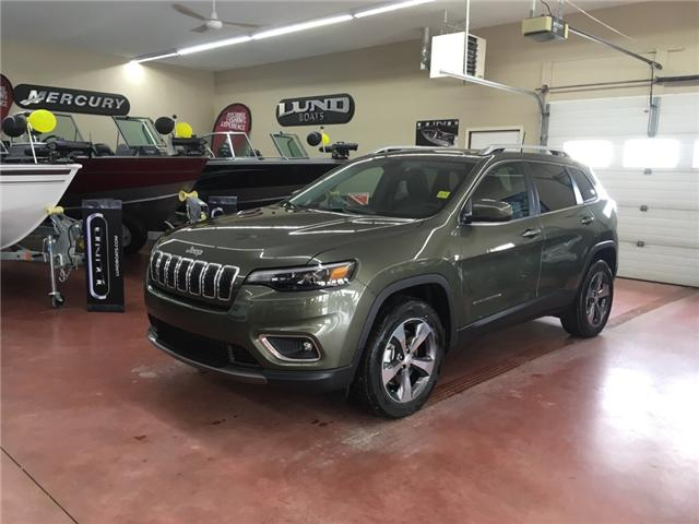 2019 Jeep Cherokee Limited (Stk: T19-1) in Nipawin - Image 1 of 11