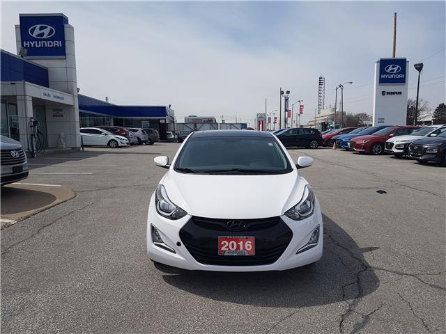 2016 Hyundai Elantra GLS (Stk: 24888B) in Scarborough - Image 2 of 12