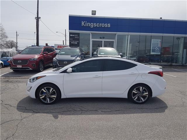 2016 Hyundai Elantra GLS (Stk: 24888B) in Scarborough - Image 1 of 12