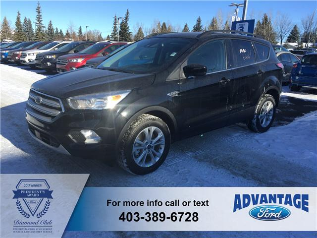 2018 Ford Escape SE (Stk: J-332) in Calgary - Image 1 of 5