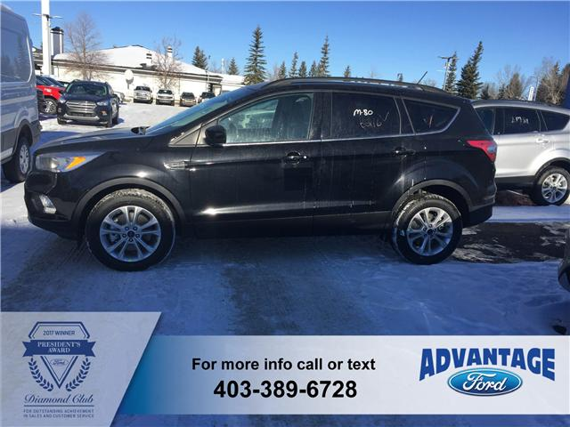 2018 Ford Escape SE (Stk: J-332) in Calgary - Image 2 of 5