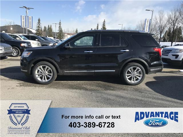 2018 Ford Explorer Limited (Stk: J-324) in Calgary - Image 2 of 6