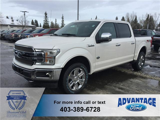 2018 Ford F-150 King Ranch (Stk: J-262) in Calgary - Image 1 of 6