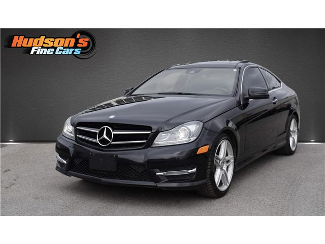 2014 Mercedes-Benz C-Class Base (Stk: 98137) in Toronto - Image 1 of 23