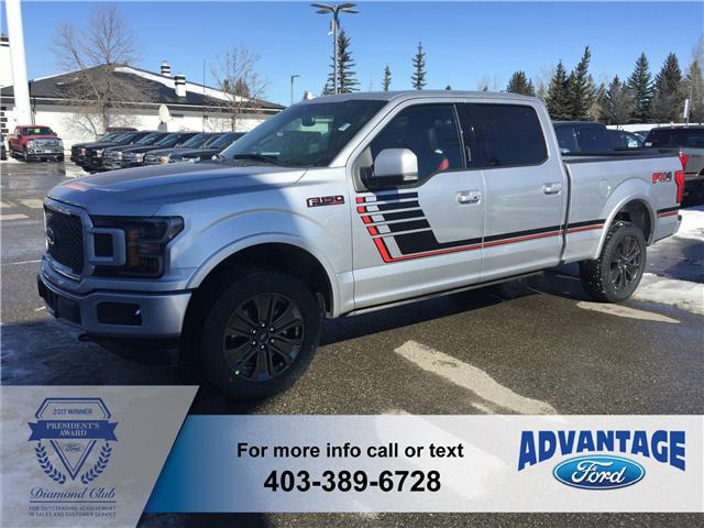 2018 Ford F-150 Lariat (Stk: J-658) in Calgary - Image 1 of 6