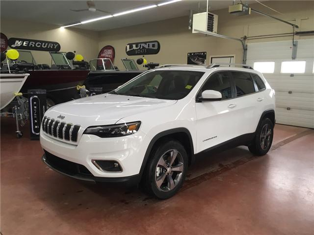 2019 Jeep Cherokee Limited (Stk: T19-2) in Nipawin - Image 1 of 11