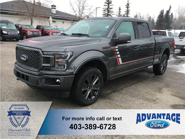 2018 Ford F-150 Lariat (Stk: J-428) in Calgary - Image 1 of 5