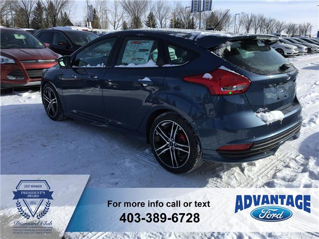 2018 Ford Focus ST Base (Stk: J-300) in Calgary - Image 3 of 5