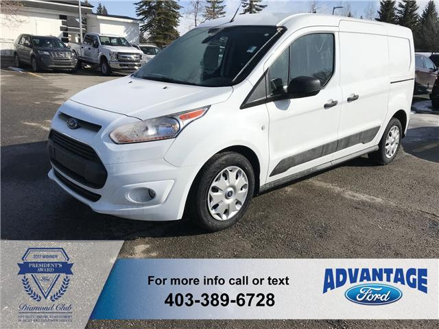2018 Ford Transit Connect XLT (Stk: J-117) in Calgary - Image 1 of 6