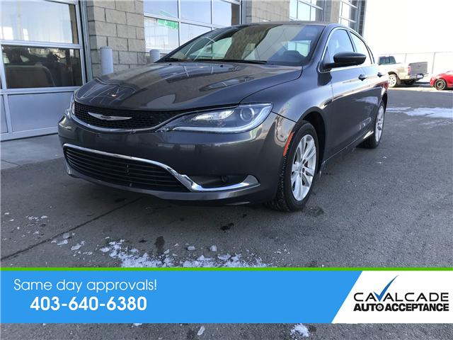 2016 Chrysler 200 Limited (Stk: 58117) in Calgary - Image 1 of 20