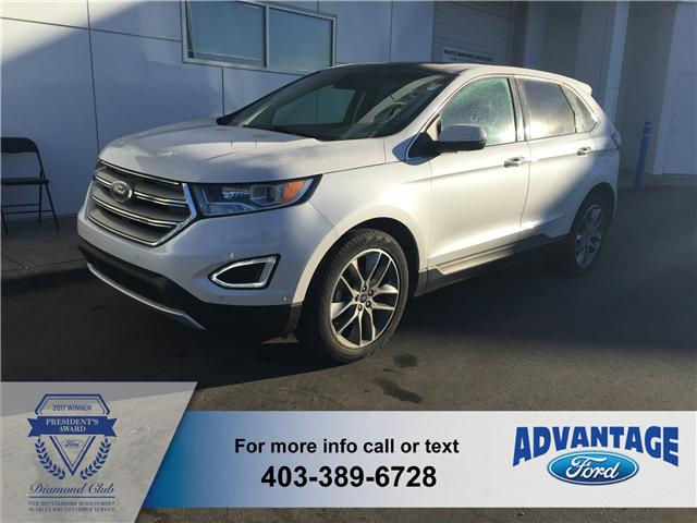 2015 Ford Edge Titanium (Stk: F-1449) in Calgary - Image 1 of 10