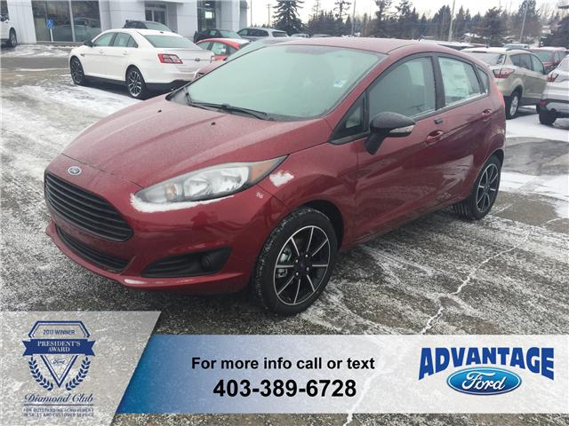 2017 Ford Fiesta SE (Stk: H-1944) in Calgary - Image 1 of 5