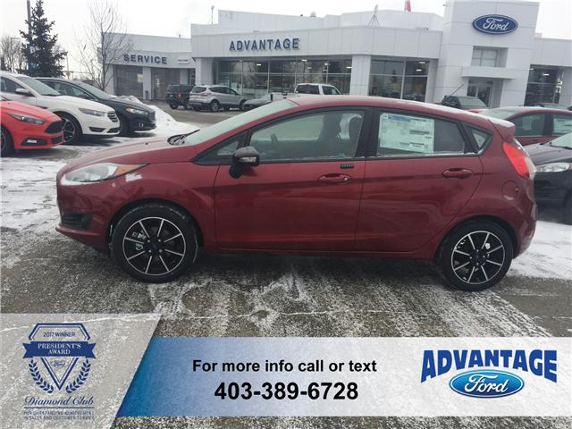 2017 Ford Fiesta SE (Stk: H-1944) in Calgary - Image 2 of 5