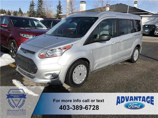 2017 Ford Transit Connect XLT (Stk: H-351) in Calgary - Image 1 of 5
