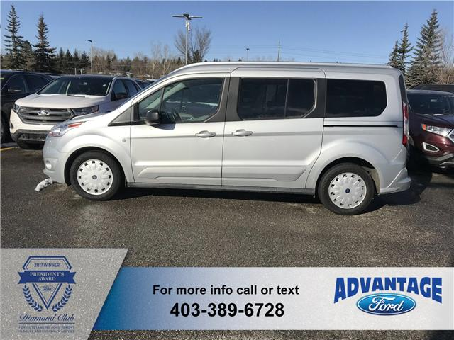 2017 Ford Transit Connect XLT (Stk: H-351) in Calgary - Image 2 of 5