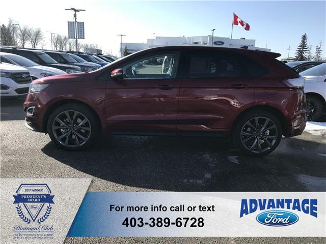 2018 Ford Edge Sport (Stk: J-442) in Calgary - Image 2 of 5
