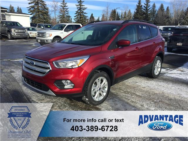 2018 Ford Escape SE (Stk: J-374) in Calgary - Image 1 of 5