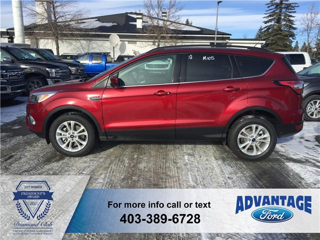 2018 Ford Escape SE (Stk: J-374) in Calgary - Image 2 of 5