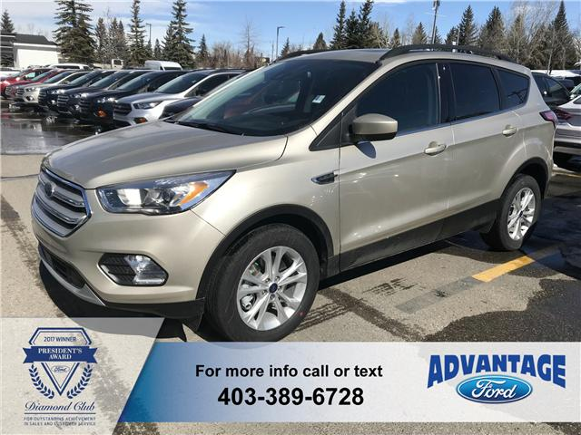 2018 Ford Escape SEL (Stk: J-329) in Calgary - Image 1 of 5