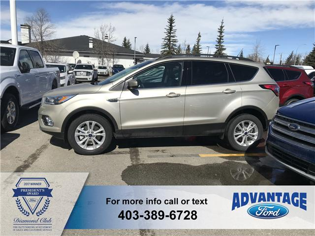 2018 Ford Escape SEL (Stk: J-329) in Calgary - Image 2 of 5
