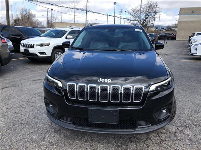 2019 Jeep Cherokee North (Stk: K006) in Burlington - Image 2 of 17