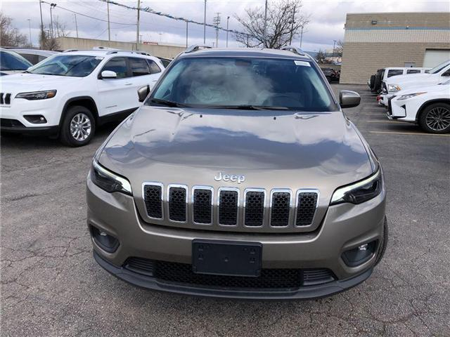 2019 Jeep Cherokee North (Stk: K013) in Burlington - Image 2 of 18