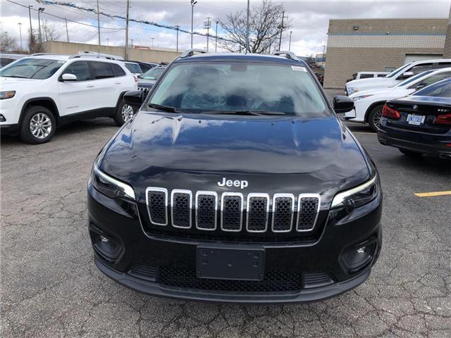 2019 Jeep Cherokee North (Stk: K007) in Burlington - Image 2 of 16