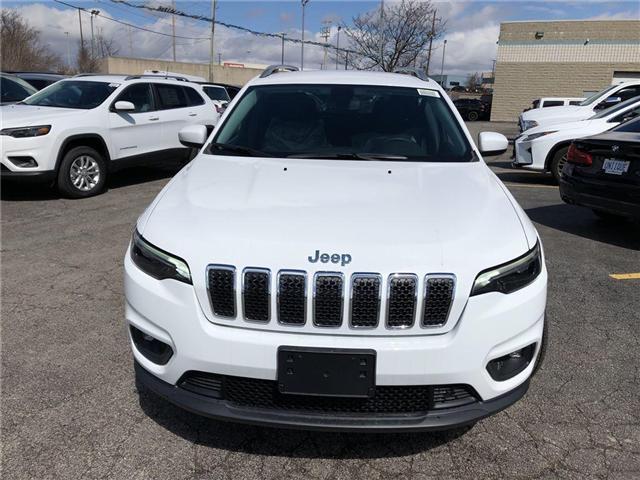 2019 Jeep Cherokee North (Stk: K008) in Burlington - Image 2 of 17