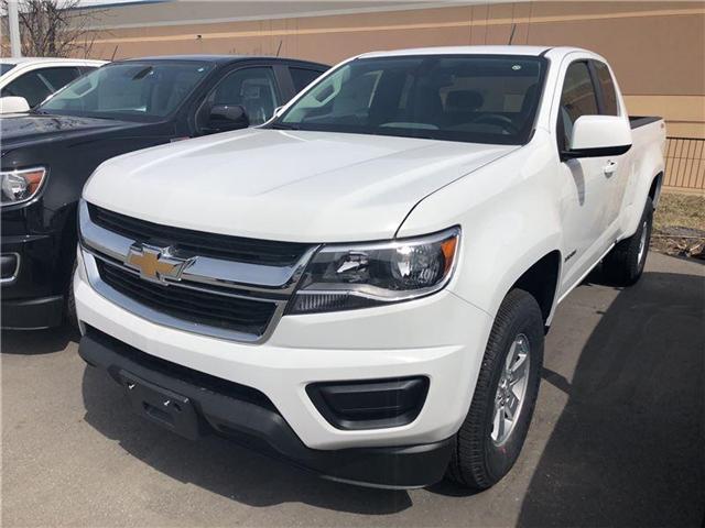 2018 Chevrolet Colorado WT (Stk: 227876) in BRAMPTON - Image 1 of 5