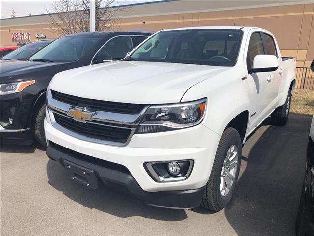 2018 Chevrolet Colorado LT (Stk: 226922) in BRAMPTON - Image 1 of 5
