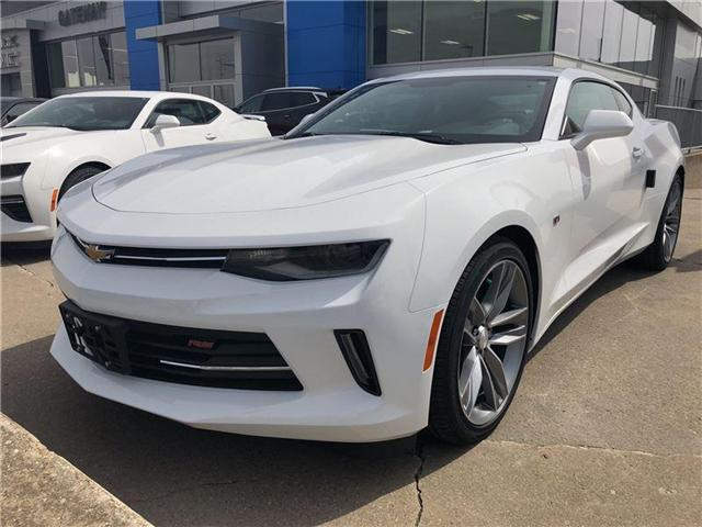 2018 Chevrolet Camaro 1LT (Stk: 162491) in BRAMPTON - Image 1 of 5