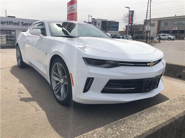 2018 Chevrolet Camaro 1LT (Stk: 162491) in BRAMPTON - Image 2 of 5