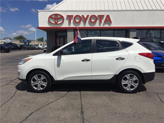 2012 Hyundai Tucson L (Stk: 1708202) in Cambridge - Image 1 of 11