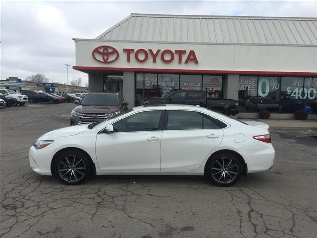2017 Toyota Camry  (Stk: 1804951) in Cambridge - Image 1 of 11