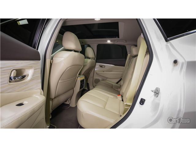 2017 Nissan Murano SL (Stk: 18-194A) in Kingston - Image 9 of 33