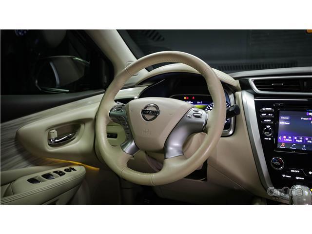 2017 Nissan Murano SL (Stk: 18-194A) in Kingston - Image 11 of 33