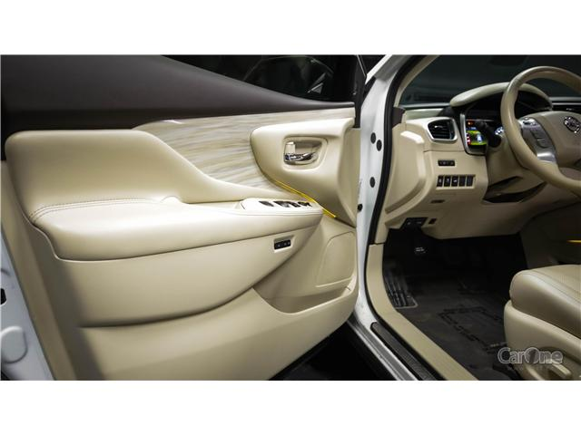2017 Nissan Murano SL (Stk: 18-194A) in Kingston - Image 12 of 33