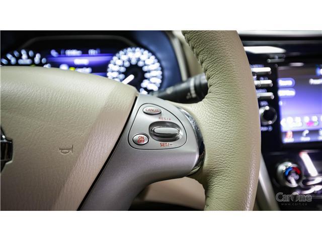 2017 Nissan Murano SL (Stk: 18-194A) in Kingston - Image 16 of 33
