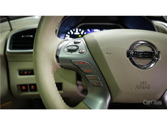 2017 Nissan Murano SL (Stk: 18-194A) in Kingston - Image 17 of 33