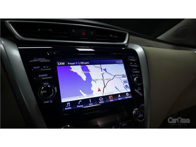 2017 Nissan Murano SL (Stk: 18-194A) in Kingston - Image 21 of 33