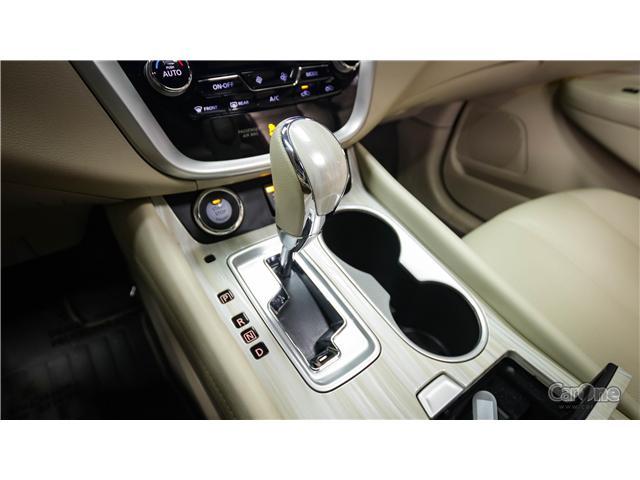 2017 Nissan Murano SL (Stk: 18-194A) in Kingston - Image 25 of 33