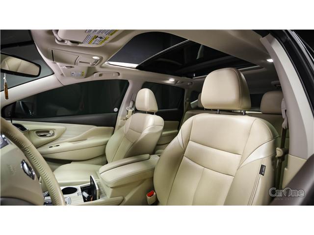 2017 Nissan Murano SL (Stk: 18-194A) in Kingston - Image 26 of 33