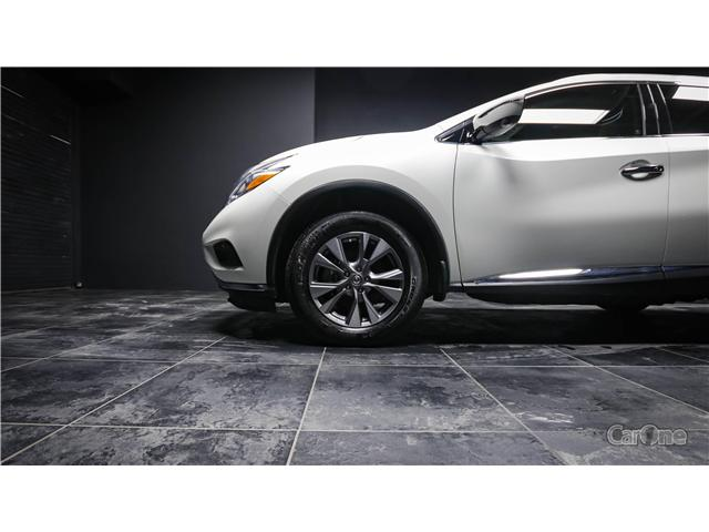 2017 Nissan Murano SL (Stk: 18-194A) in Kingston - Image 30 of 33