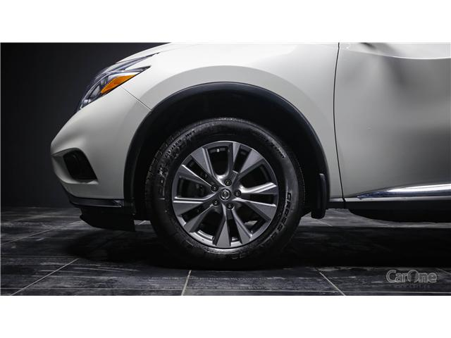 2017 Nissan Murano SL (Stk: 18-194A) in Kingston - Image 31 of 33