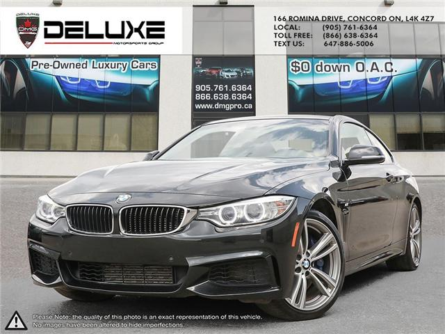 2014 BMW 435i xDrive (Stk: D0187) in Concord - Image 1 of 27